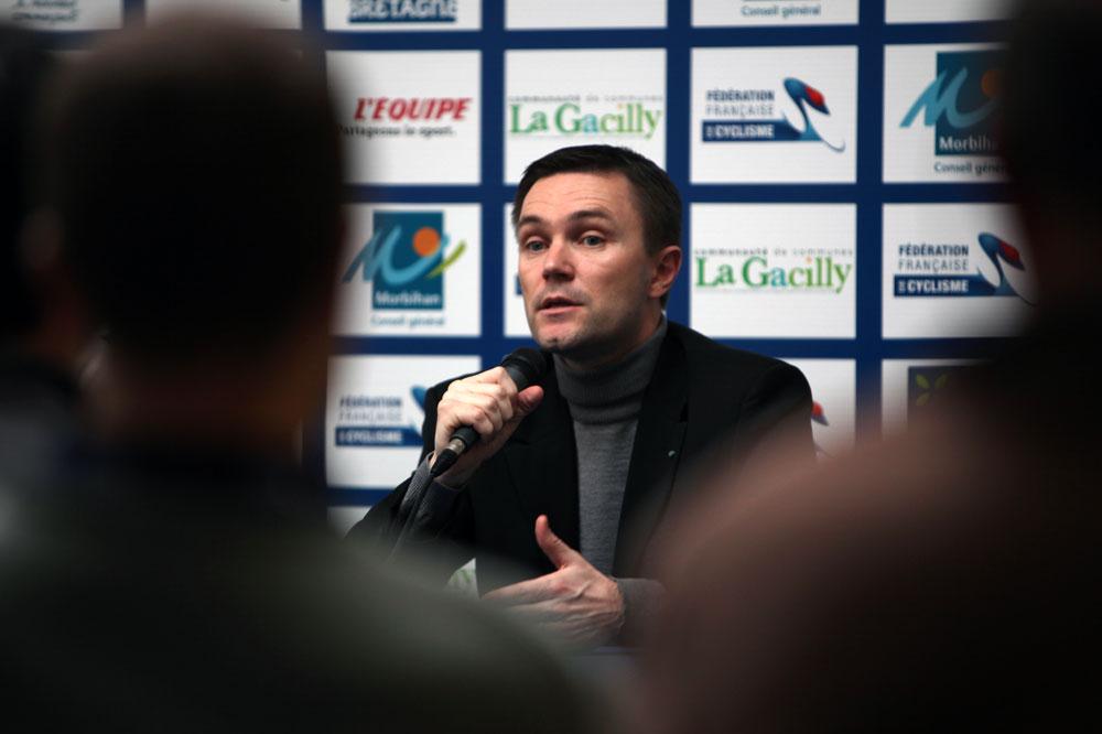 Le président de la FFC David Lappartient
