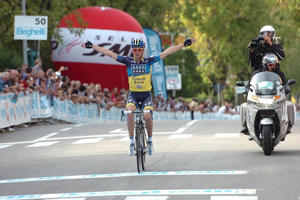 Nicki Sörensen boucle le calendrier italien en vainqueur
