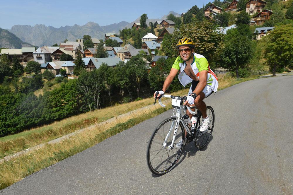 Franck Cammas met le cap sur la Haute Route