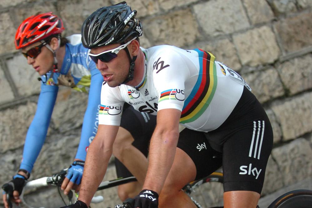 Mark Cavendish renonce dans Milan-San Remo