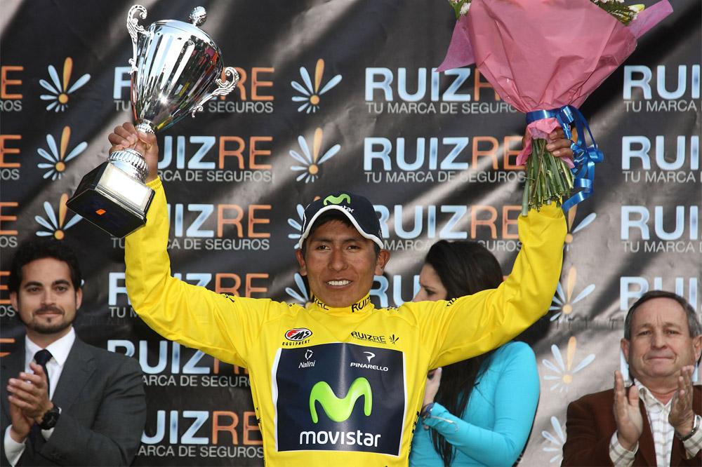 Nairo Quintana s'adjuge le Tour de Murcie