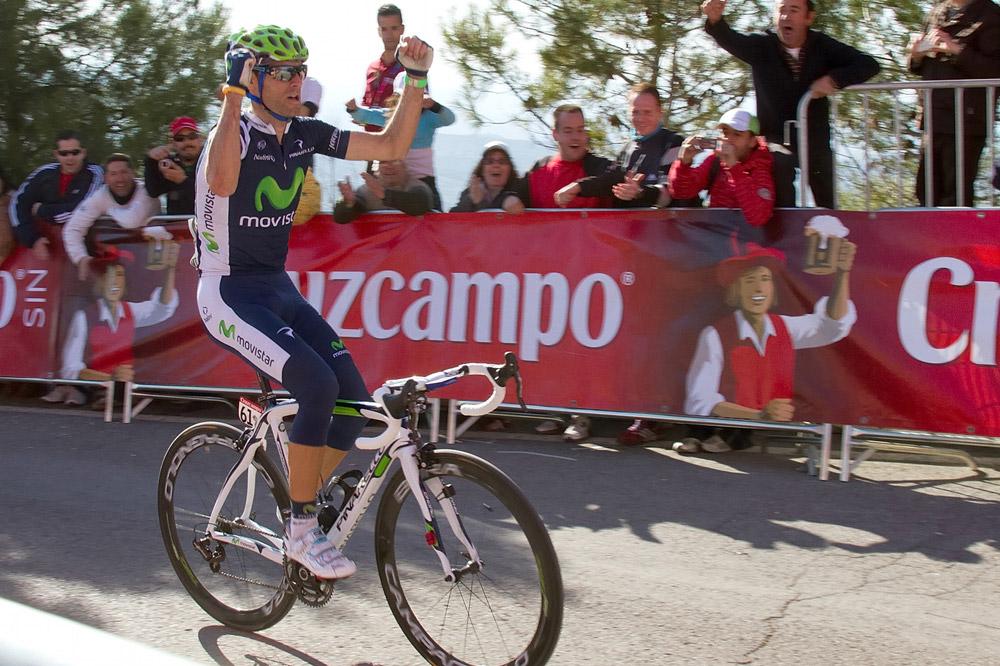 Alejandro Valverde gagne encore une fois