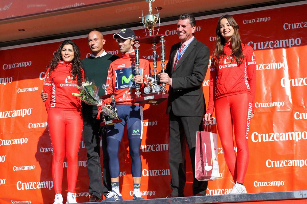 Le nouveau leader, c'est Alejandro Valverde
