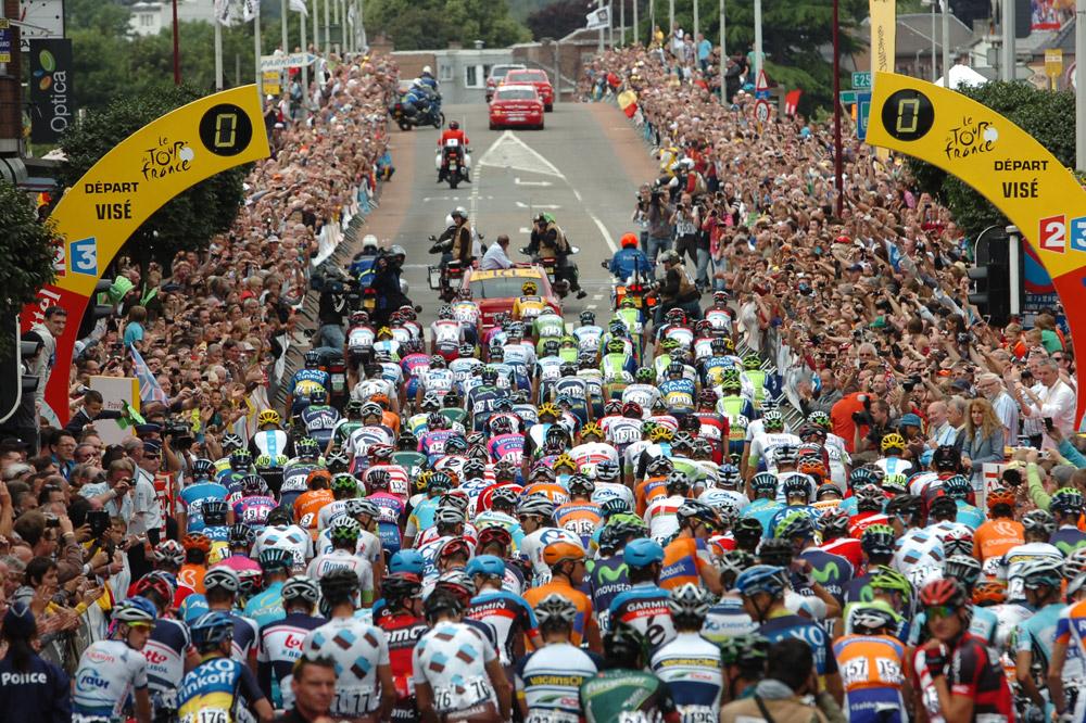 La Belgique fait une dernière haie d'honneur au Tour de France