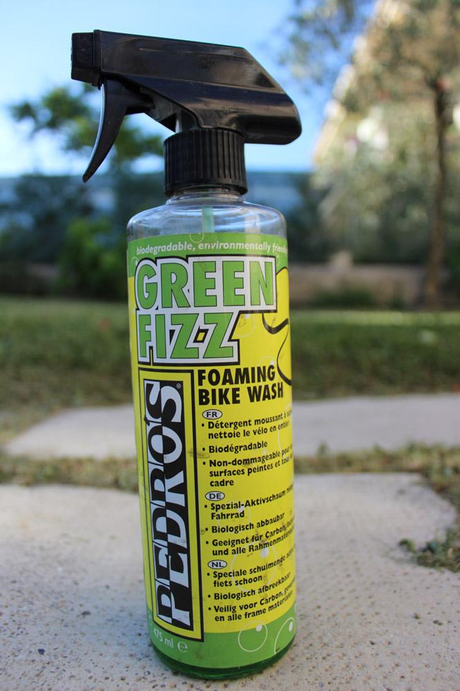 Le Green Fizz, biodégradable et non dommageable pour le carbone