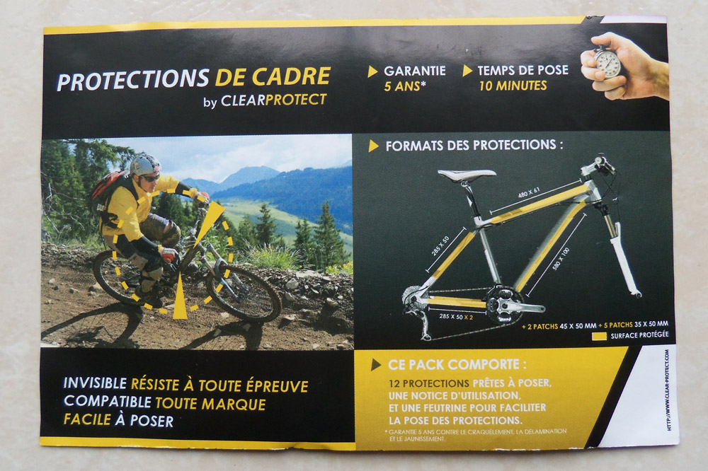 Les protections ClearProtect permettent une protection imparable