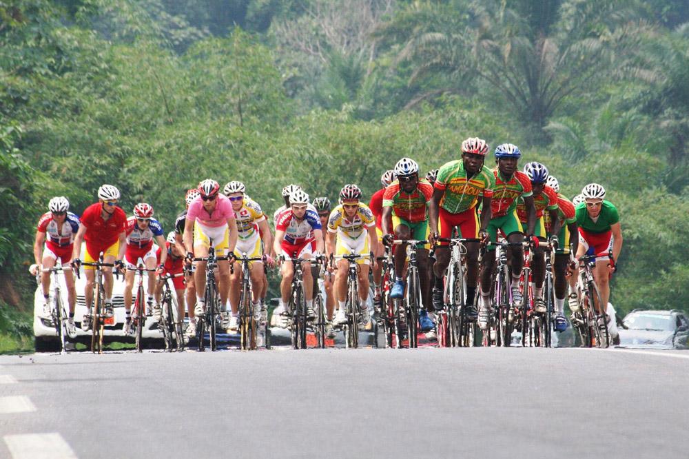 Le Tour du Cameroun, une course dépaysante