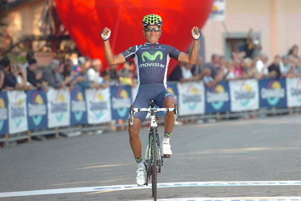 C'est l'automne des Colombiens, Nairo-Alexander Quintana s'impose au Tour d'Emilie