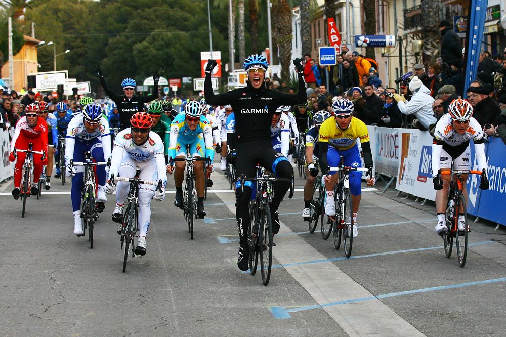 Michel Kreder s'impose une fois encore au Tour Med