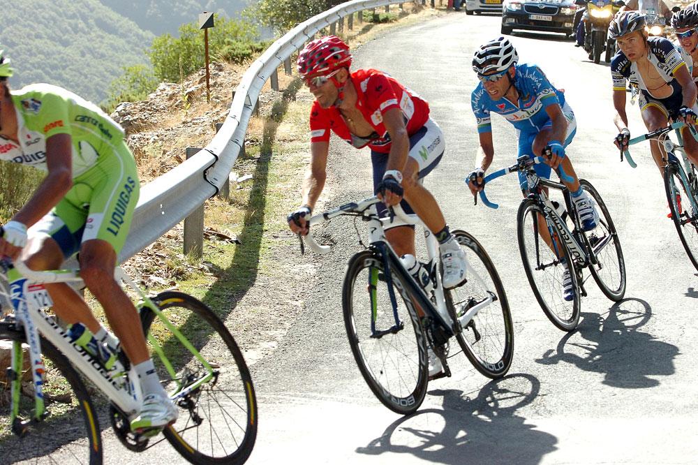 Alejandro Valverde se souviendra longtemps de cette journée de galère