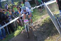 La féminine du Team Aix VTT Thrifty