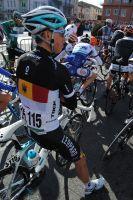 Alexandr Pliuschin et son maillot de champion de Moldavie