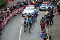 Romain Bardet et Alex Howes à la tête de l'échappée majeure de l'Amstel Gold Race