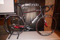 Le BMC Granfondo GF01