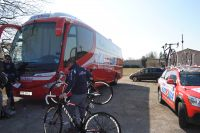 Le bus du Team Katusha