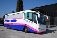 Le bus Lampre-ISD