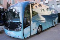 Le bus Movistar