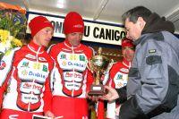 Les Nogentais récompensés collectivement sur la Ronde du Canigou