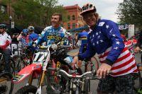 L'ancien champion du monde de descente Greg Herbold