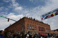 Au départ du Tour du Colorado, le public est partout