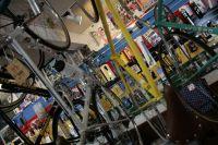 Les boutiques de cycles de Durango, de véritables musées