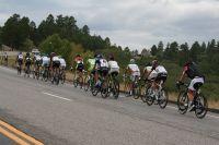La première échappée du Tour du Colorado 2012