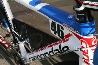 Le vélo personnalisé du champion des Etats-Unis Timothy Duggan