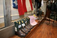 Au Colorado, on chausse les bottes de cowboy dès tout petit