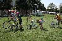 Au jardin des vélos bizarroïdes