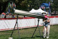 Le kaléidoscope cycliste...
