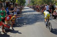 La foule de Denver ne suffira pas à porter Levi Leipheimer vers un second succès