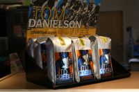 Tom Danielson propose son propre café