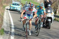 Emanuele Sella et Dmitry Fofonov passent à l'attaque