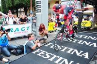 Cadel Evans entame son dernier test avant le Tour de France