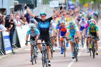 Edvald Boasson-Hagen bat le peloton du Dauphiné dans le sprint massif