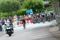 Au Dauphiné, Philippe Gilbert tente un coup de la dernière minute mais il voit trop grand