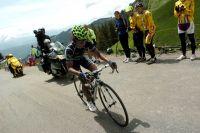Nairo-Alexander Quintana, beau grimpeur