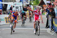 Daniel Moreno vainqueur encore sur le Dauphiné