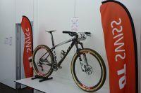 Le vélo de Florian Vogel, fraîchement revenu de La Bresse