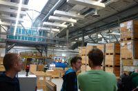 L'usine de l'équipementier Suisse