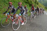 L'équipe du Kenya est comme toujours présente