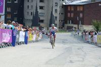 Jérémy Cheillon prend la 18ème place de sa catégorie