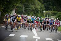 Le peloton cyclosportif à l'assaut des sommets pyrénéens