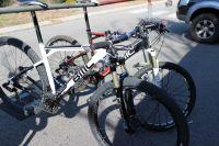 Le BMC TE29 du Team Egobike Tifosi