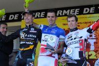 Le podium Elites