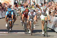 Marcel Kittel ne laisse personne le remonter sur la 1ère étape de l'Eneco Tour