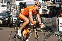 Pablo Urtasun est échappé sur les routes néerlandaises