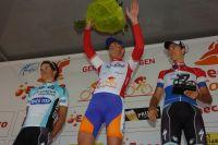 Boom, Chavanel, Terpstra, le podium de l'Eneco Tour 2012
