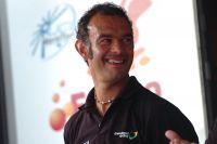 Daniele Nardello directeur sportif de l'Orica-GreenEdge