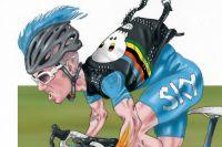 Cavendish, le bad boy du cyclisme